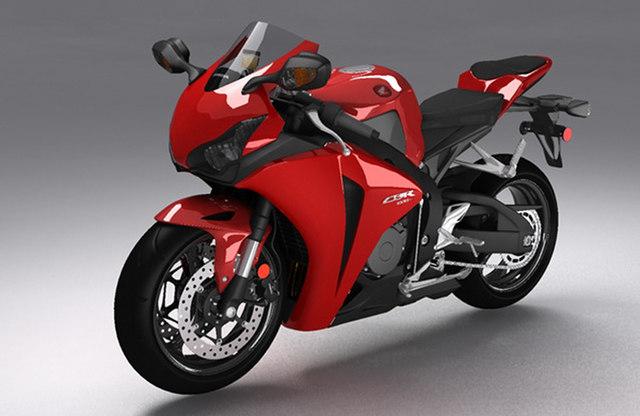 Honda Cbr 1000rr 3D