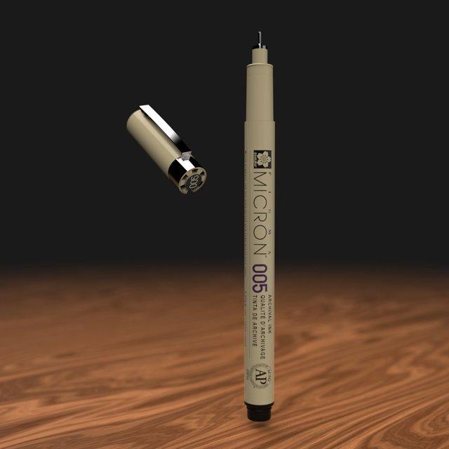 Micron Skaura pen