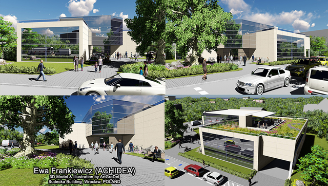 Sudecka Building Competition (Sudecka, Poland)