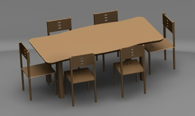 Family Dinning Table