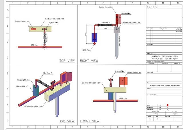 MECHANICAL AND PIPING CAD