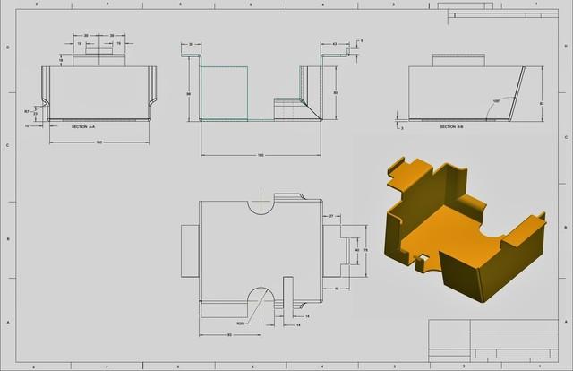 Sheet Metal Parts Design