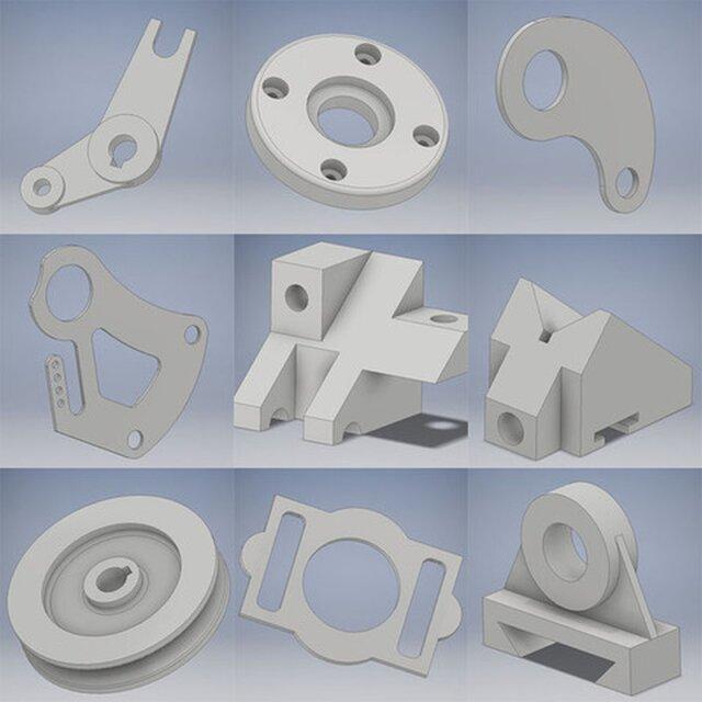 Demo: Simple Parts Design