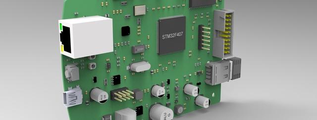 ARM MICROCONTROLLER BOARD
