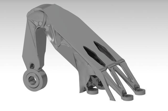 Optimization Contest for Airplane Landing Gear Door Lever