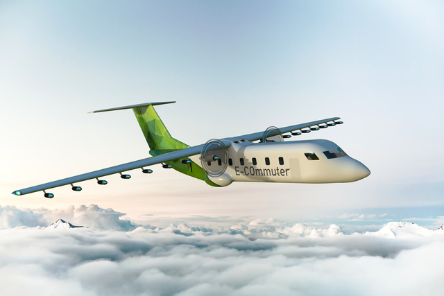 Hybrid Electric Aircraft Concept Design