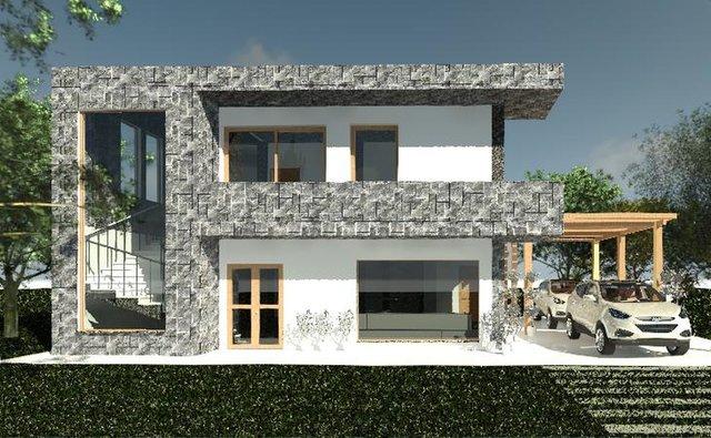 3D design using revit