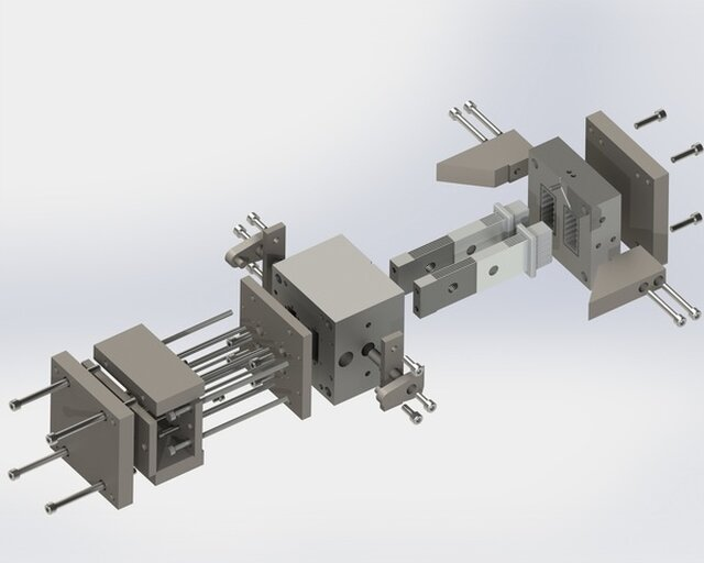 Injection Moulding Tool