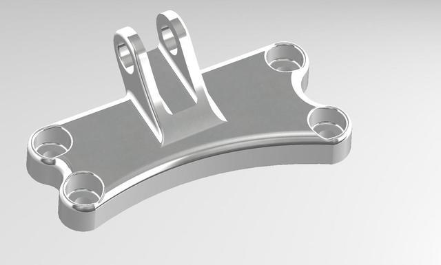 GE Engine Bracket Prototype