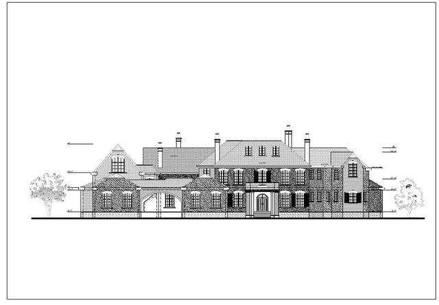 Luxury House design (Damon Rose, Atlanta, Georgia, USA)