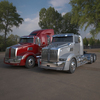Western Star 5700 Sleeper Cab and Day Cab Models