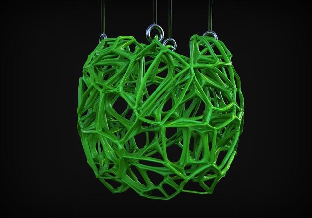 3d Printing Hanging Lampshade