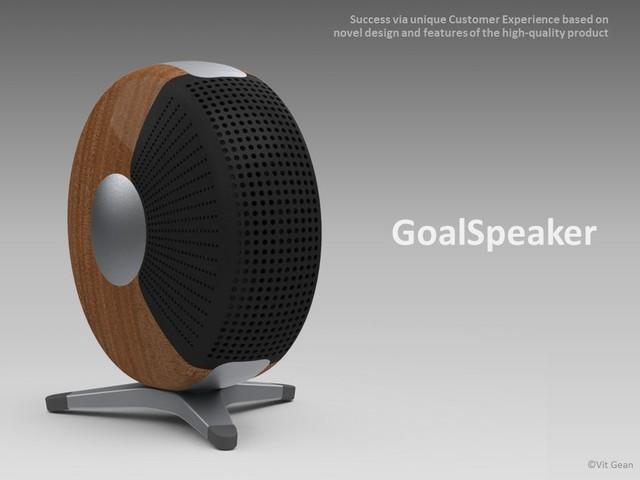 The Goal Speaker
