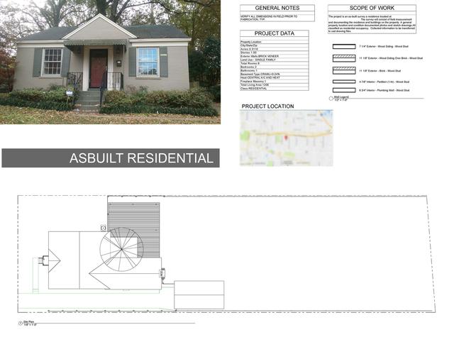 Asbuilt Design Residential