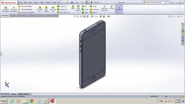 iPhone 4S - Design Project