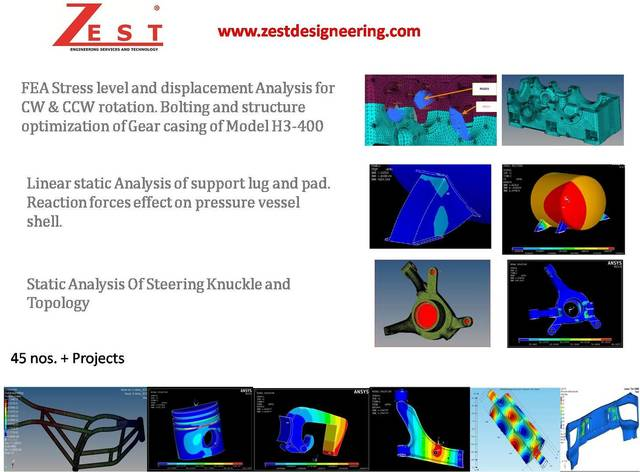 CAD and CAE projects