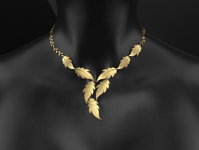atumn necklace
