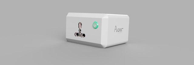Smart Plug_Casing