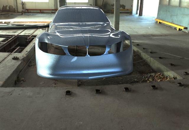BMW M3  by DaniCADworks
