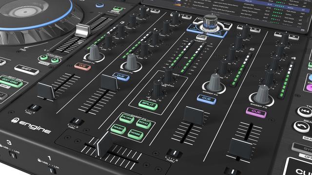 3D Model - Denon DJ Prime 4