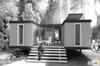 Ponte Vedra Beach, Florida, USA shipping container home-concept design