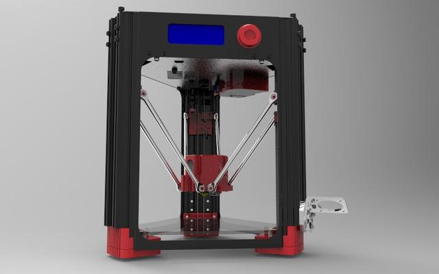 3D Printer (Reverse engineering)