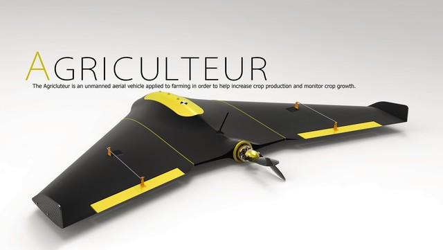 AGRICULTEUR UAV