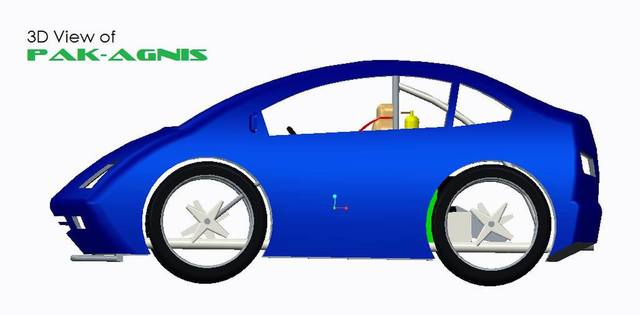 Design and Manufacturing of a Vehicle