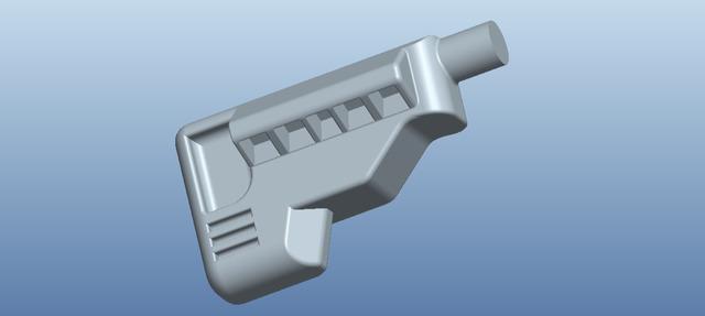 Shoulder Stock for Tactical Assault Rifle
