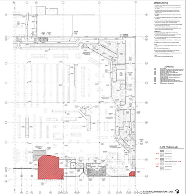 Space Planning Grocery Store