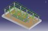 Solar Panel Structure designing