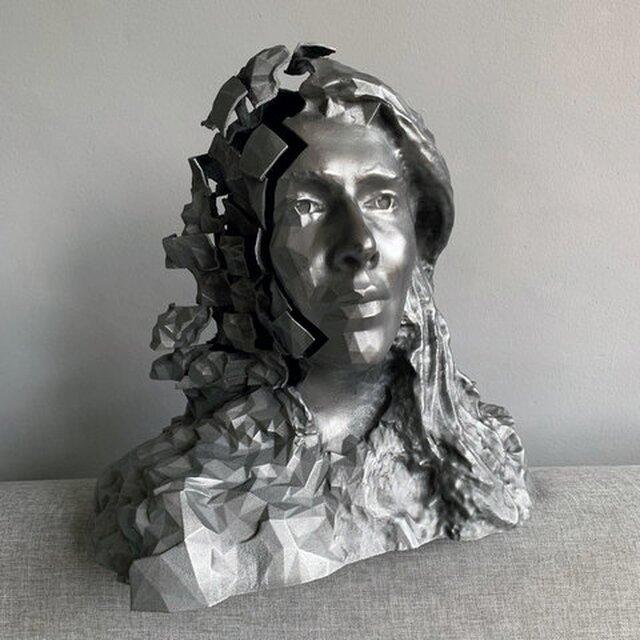 Artist's Bust