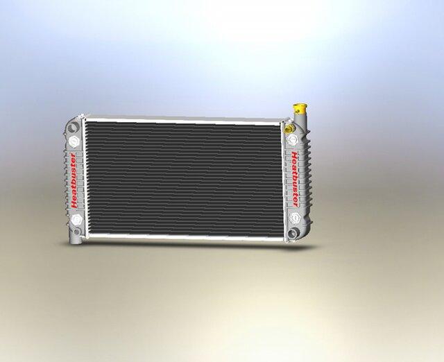 Innovative Radiator
