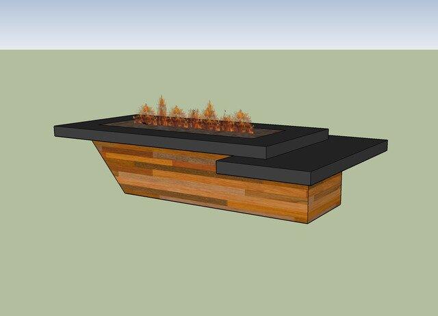 Fire Pit Concept Design