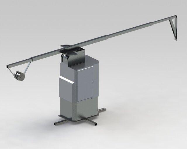 Rotocular Machine