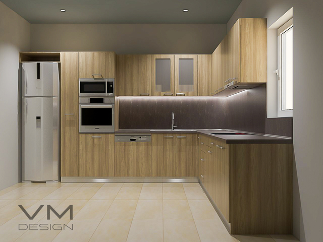 kitchen 3d modeling  visualization  download free 3d