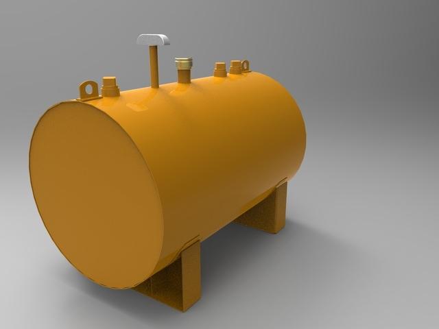 500 liter tank