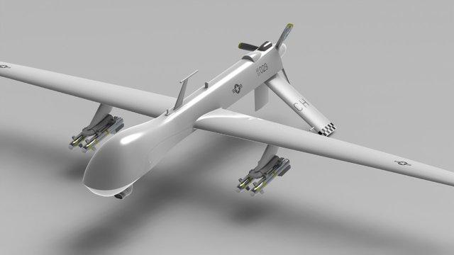 UAV MQ1 Predator