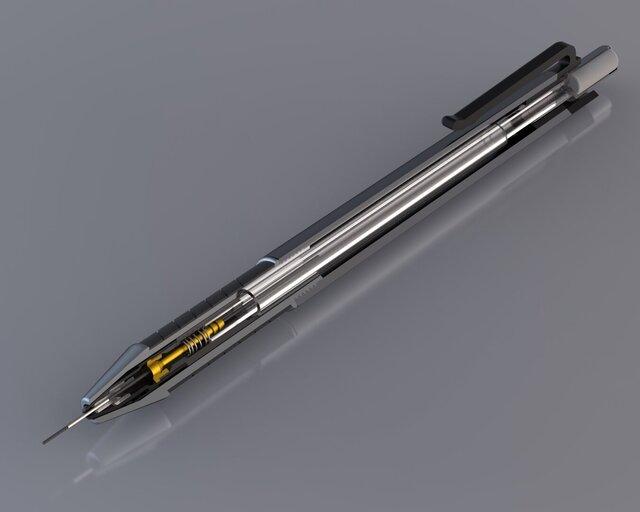 Mechanical Pencil (Chuck-type)