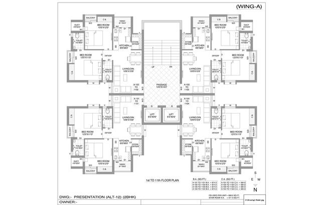Architectural Designing and Drawings with working drawing drafting