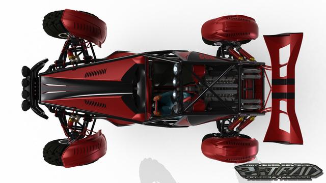 Dan2JCad Concept Buggy 1.0