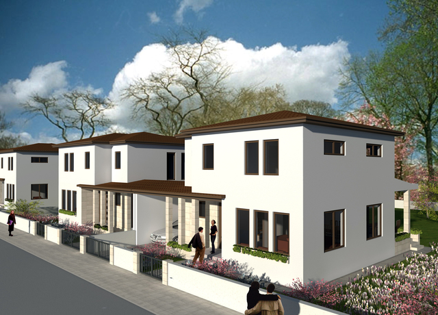 Small House in Tartasesti