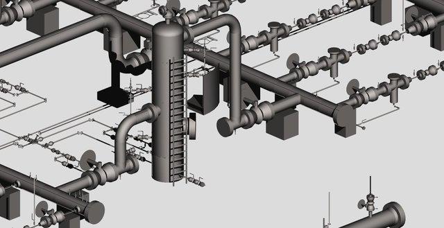 Oil Pipeline model
