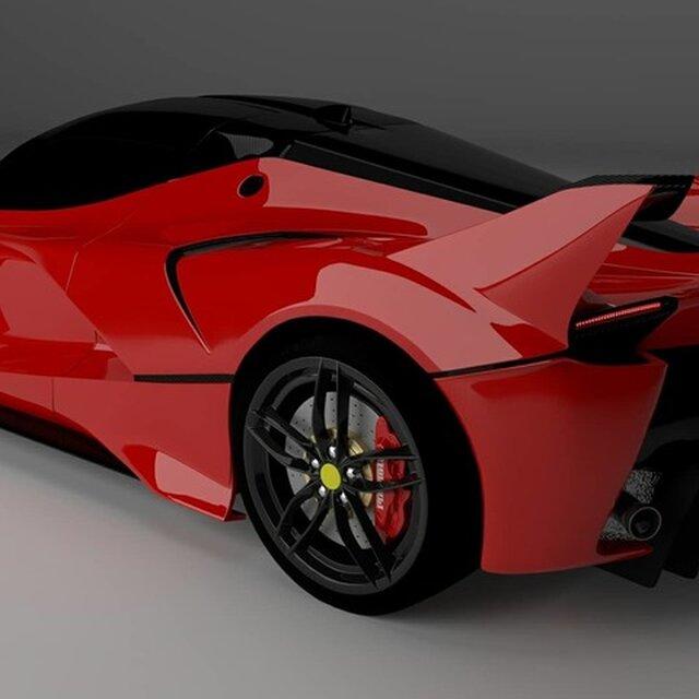 Ferrari FXXK