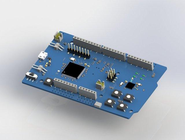Nordic Semiconductor nRF528xx Bluetooth 5.0 Prototyping Development Kit