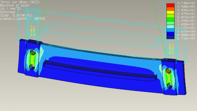 Creo, Solid Works, ANSYS