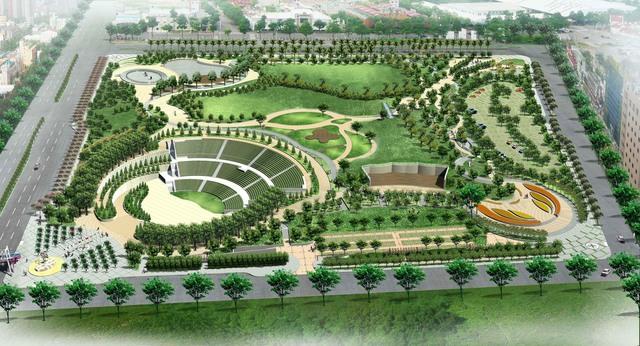 Landscape Architecture Planning Services - Silicon Info