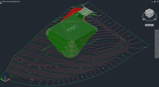 Land development using AutoCAD Civil 3D