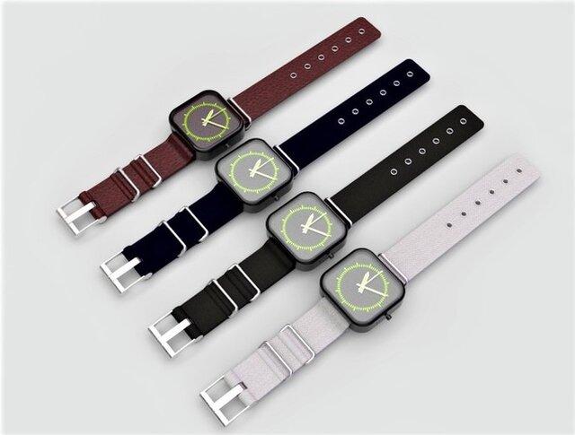 Analog smart watch