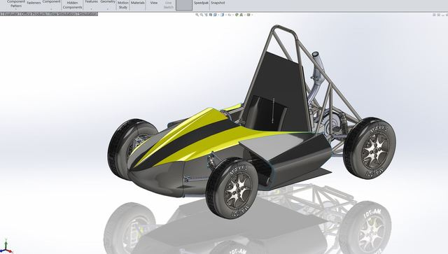 Student Formula Car